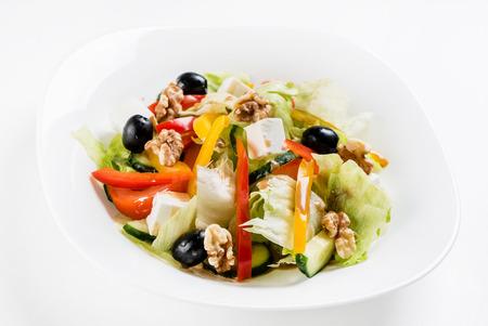 greek: greek salad