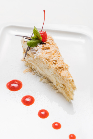 napoleon: napoleon cake