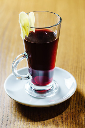 punch spice: winter drink