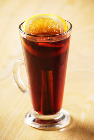 mulled: mulled wine