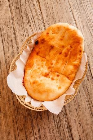 pita: pita bread