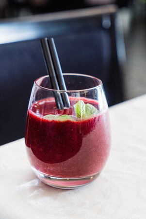 berry: berry smoothe