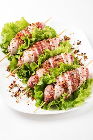 raw: raw kebabs