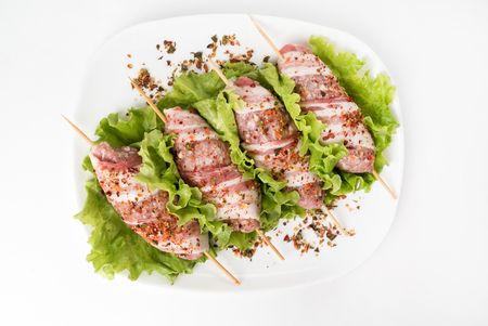 kebob: raw kebabs