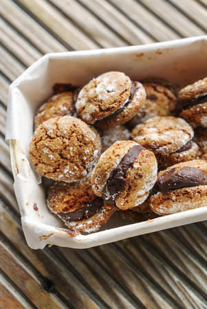 chocolate cookies: chocolate cookies