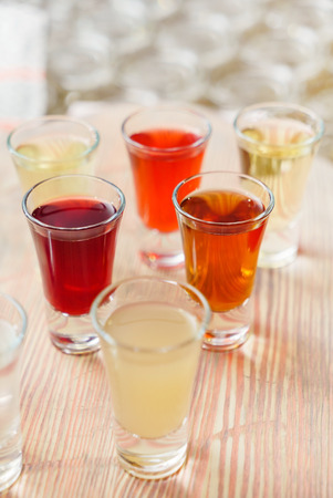 fruit of the spirit: alcohol drinks