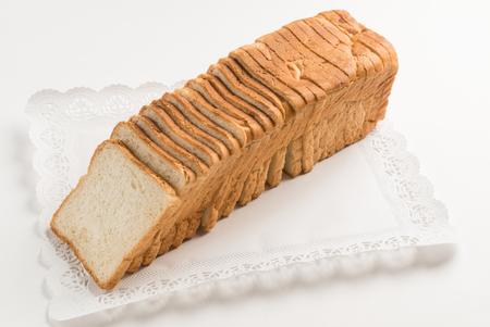 toasted: toasted bread slices