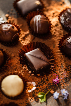 cafe bombon: chocolate sweets