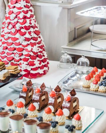chocolaty: nice pastries