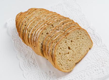 wholegrain: wholegrain bread Stock Photo