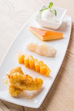 creole: Thailand desserts