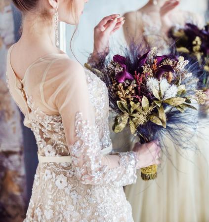 nice bridal Stock Photo