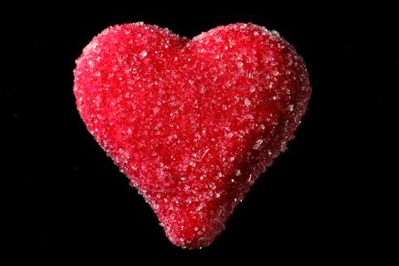 sweetly: Marzipan heart
