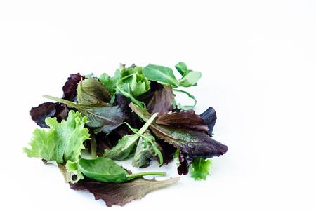 salad leaves
