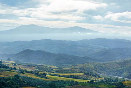 italian landscape Imagens