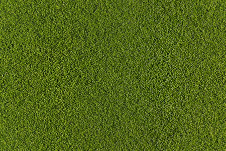 grass pattern from golf course Stock Photo