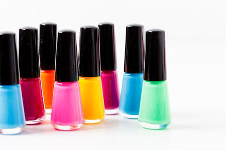 fangle: nail polish bottles