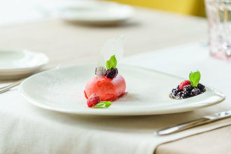 Bes dessert Stockfoto - 78371381