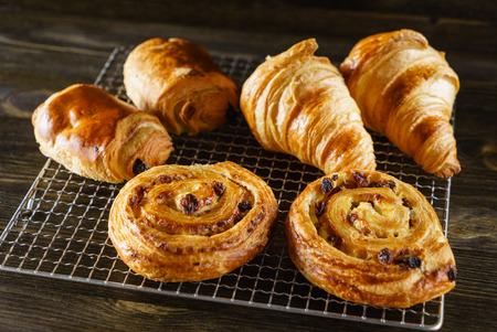 french pastries 版權商用圖片 - 128519513