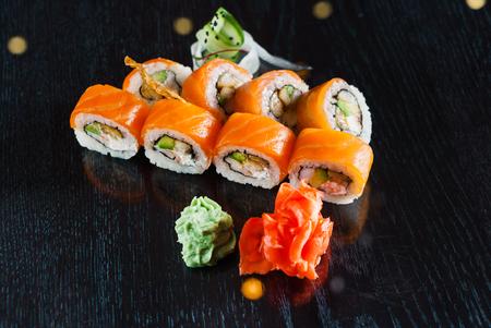 smakelijke sushi