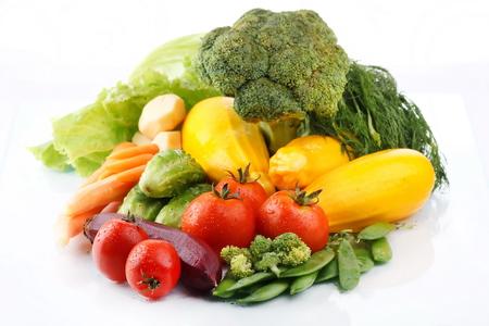 fresh vegetables 版權商用圖片