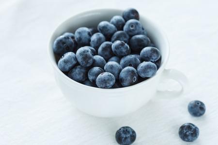 fresh blueberries Stock fotó