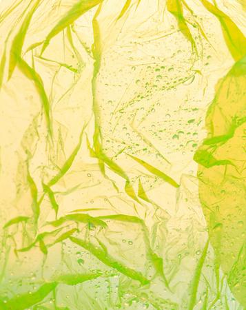 플라스틱 물방울