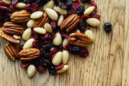 healthy snacks Banco de Imagens