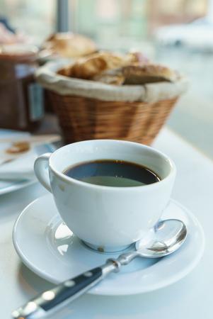 Caffè nel caffè Archivio Fotografico - 80101766