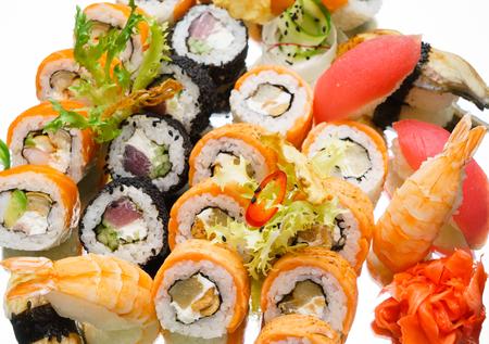 sushi Stok Fotoğraf