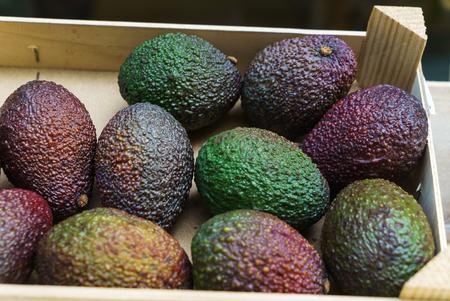 ripe: ripe avocadoes