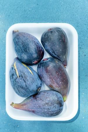 fresh figs Reklamní fotografie - 80958118