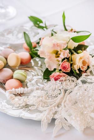 結婚式の装飾 写真素材 - 80957955