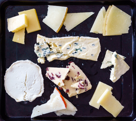 チーズの種類 写真素材