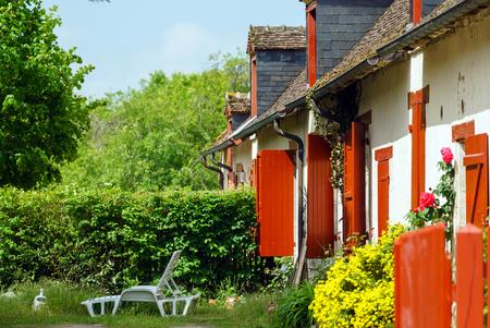 country house Reklamní fotografie
