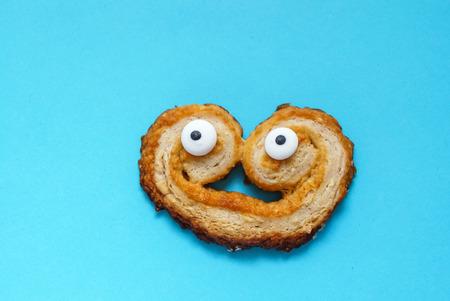 funny cookies Фото со стока