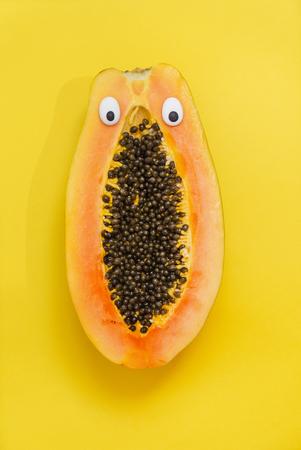 funny papaya