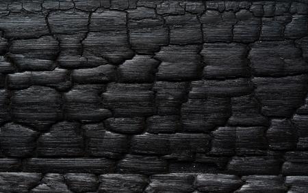 wooden burnt texture