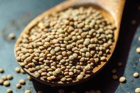 green lentil Zdjęcie Seryjne