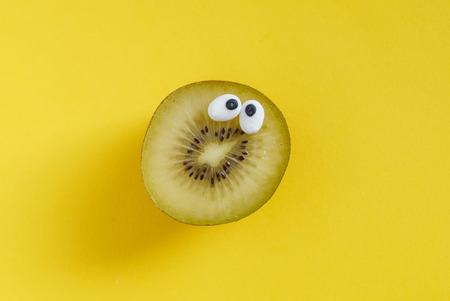 Grappig kiwifruit
