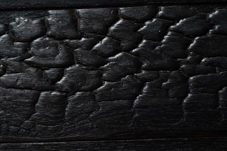 wooden burnt texture Stock fotó - 83108672