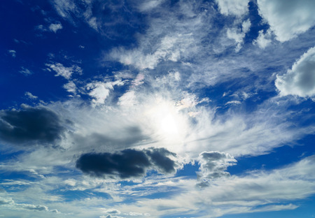 멋진 구름 스톡 콘텐츠