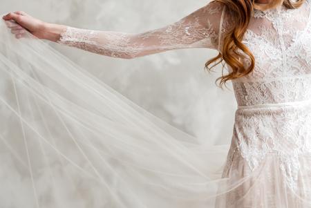 mooie bruid Stockfoto