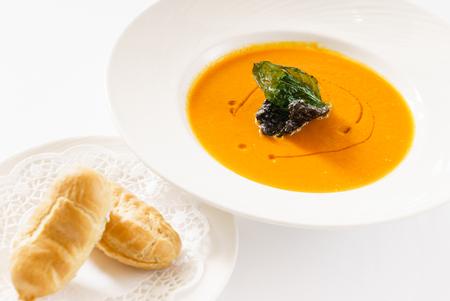 pompoencreme soep