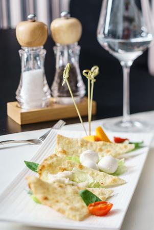 cheese plate Stock Photo