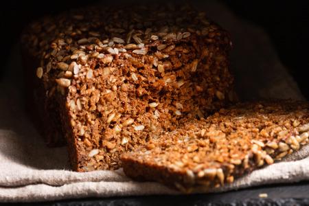 wholegrain bread Stock fotó