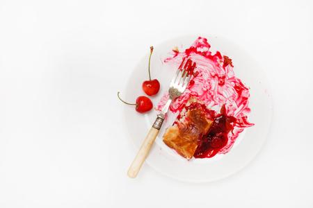 벚꽃 케이크