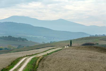 italian landscape Stock fotó