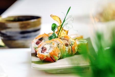 set of sushi Фото со стока - 84250976