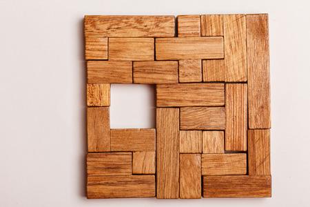 Puzzle Game Zdjęcie Seryjne